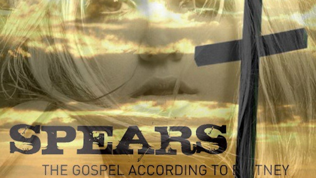 SPEARS: The Gospel According to Britney project video thumbnail