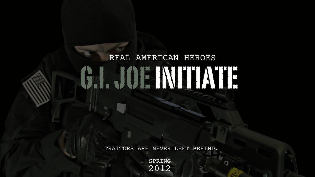 G.I. JOE: INITIATE project video thumbnail