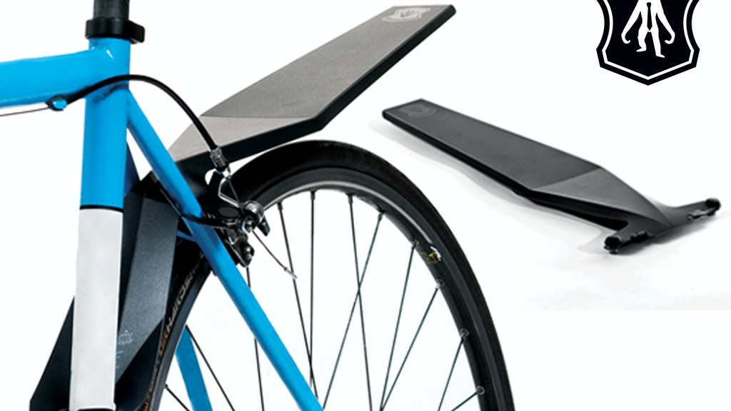 Quickfix and Foldnfix Foldable Bike Fenders project video thumbnail