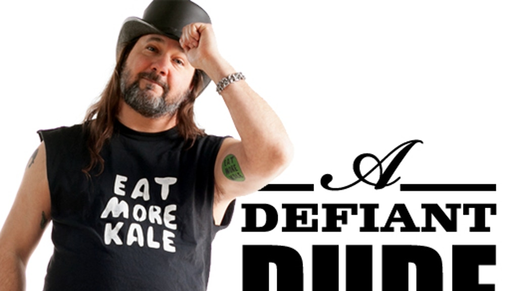 A Defiant Dude project video thumbnail