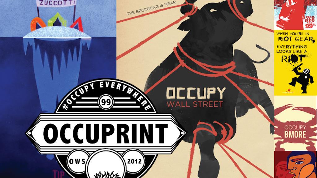 Occuprint project video thumbnail