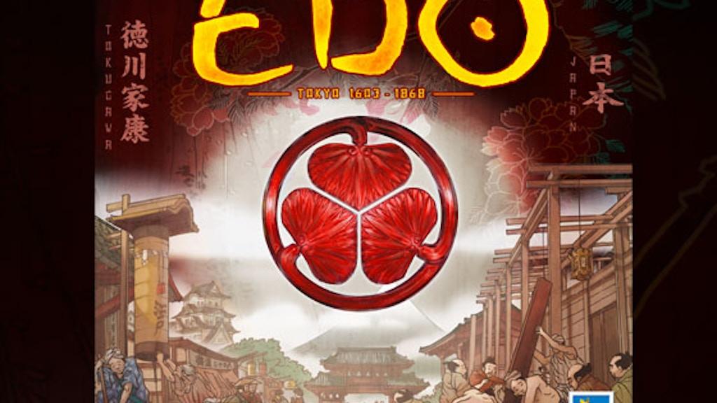 Edo: Tokyo 1603 - 1868 project video thumbnail