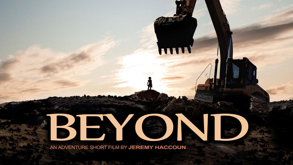 Project image for Beyond - The adventure short!