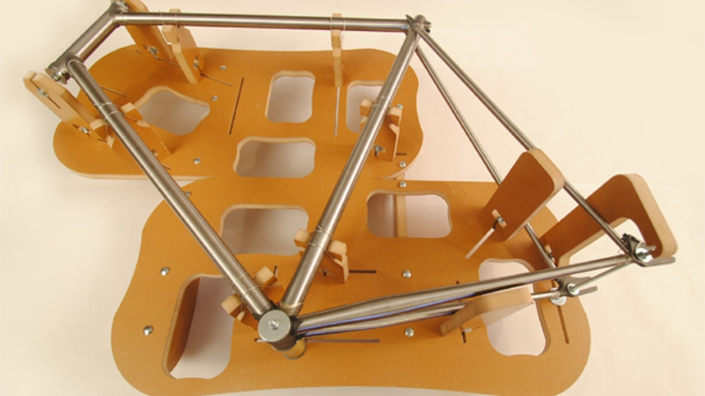 The Jiggernaut-Bringing bicycle frame building to the masses by ...