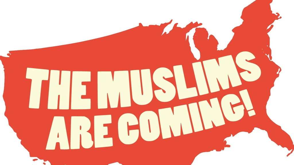 The Muslims Are Coming! project video thumbnail