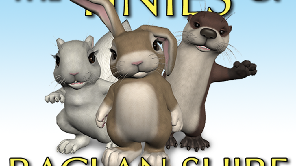 The Tinies of Raglan Shire project video thumbnail