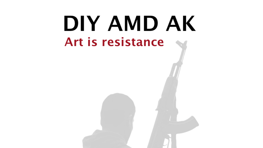 Project image for DIY AMD AK (Canceled)