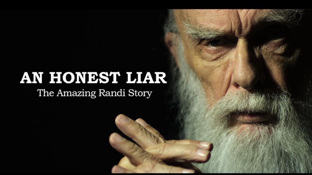 An Honest Liar: The Amazing Randi Story project video thumbnail