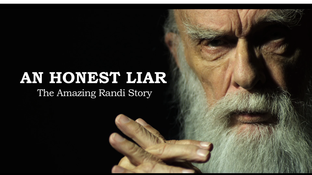 An Honest Liar: The Amazing Randi Story project video thumbnail