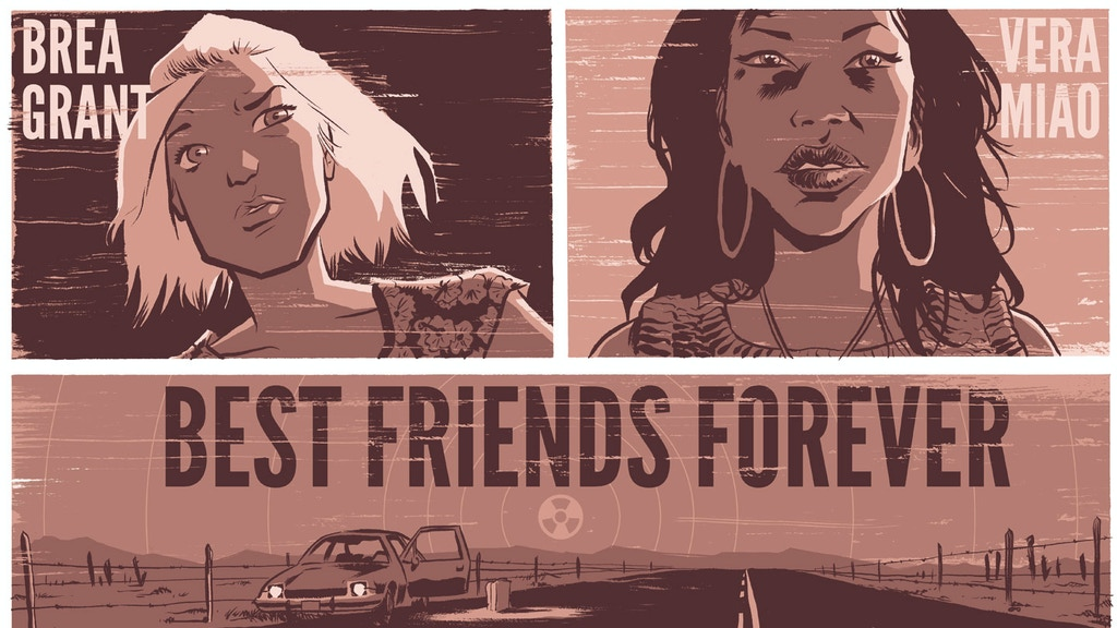 BEST FRIENDS FOREVER (an apocalyptic feature film) project video thumbnail