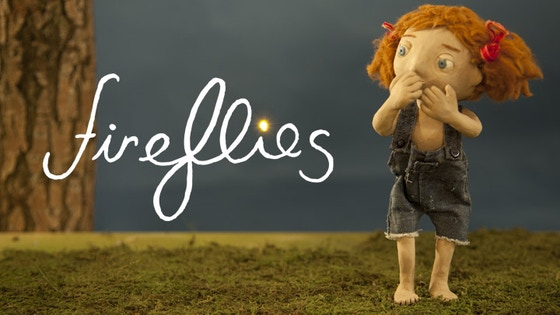 FIREFLIES - a stop motion children's film made in PDX, OR project video thumbnail