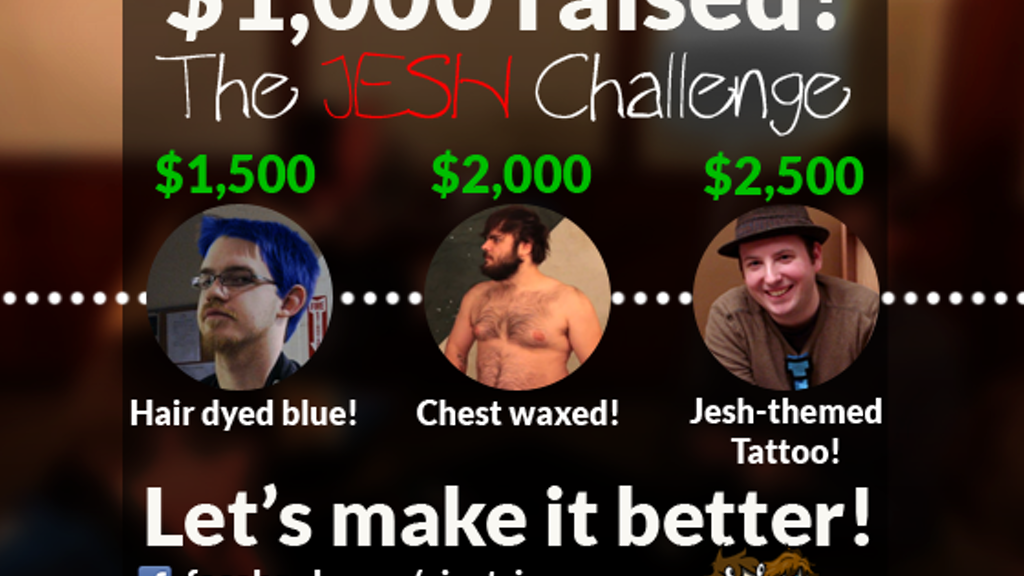 Jesh project video thumbnail