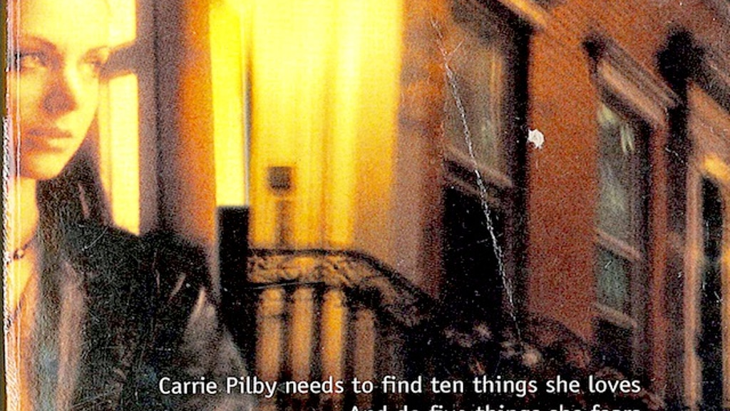 Carrie Pilby - The Movie project video thumbnail