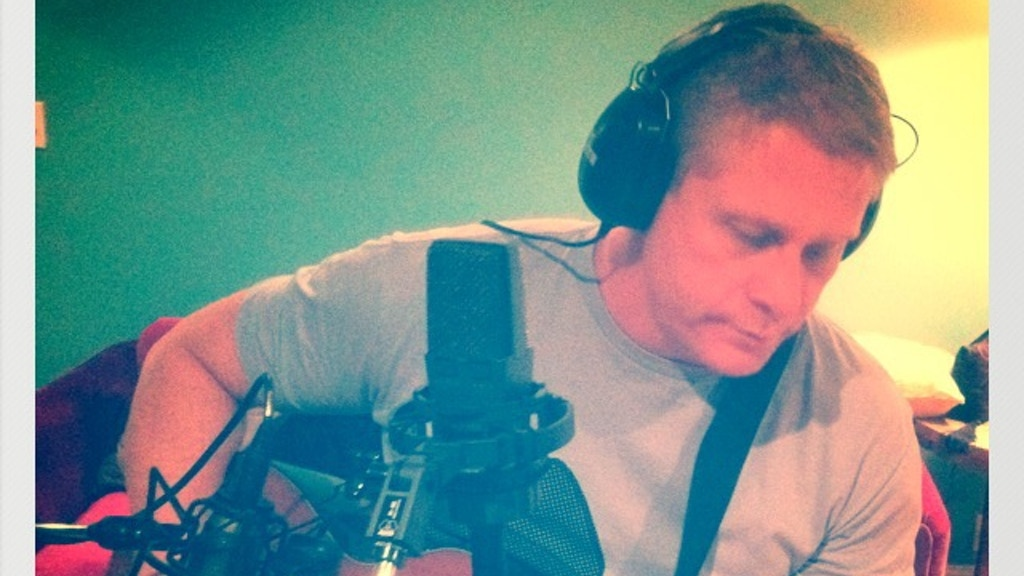 Help Sean Forrest record album with Grammy-winning producer! project video thumbnail