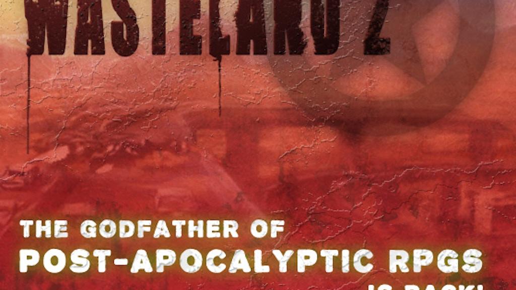 Wasteland 2 project video thumbnail
