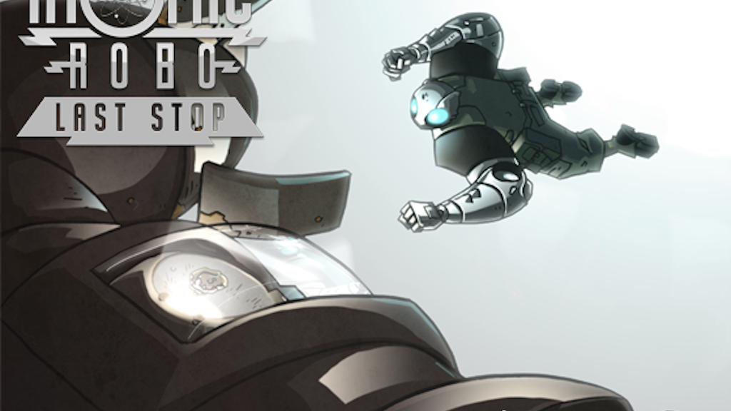 Atomic Robo: Last Stop project video thumbnail