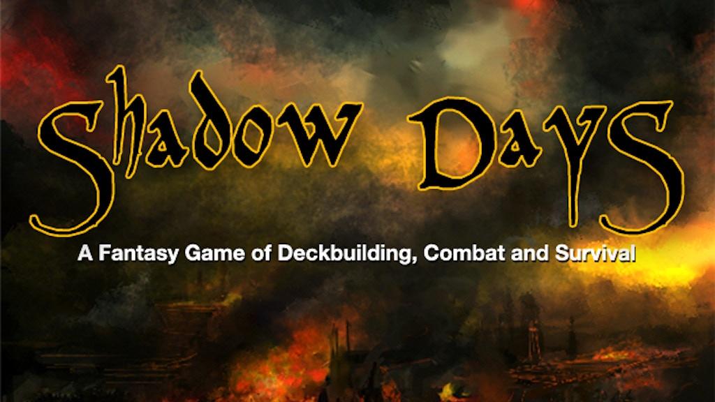Shadow Days - Fantasy, Deckbuilding, Combat & Survival project video thumbnail