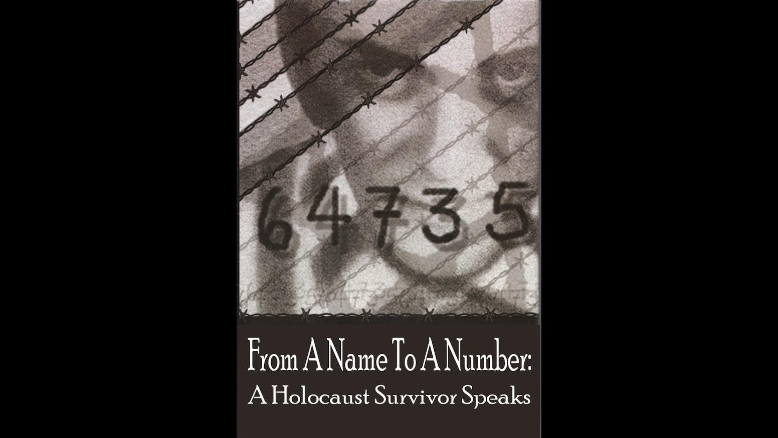holocaust survivor essay