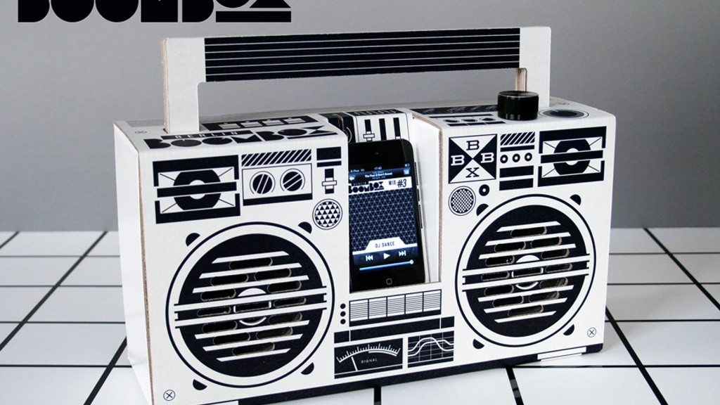 Berlin Boombox project video thumbnail
