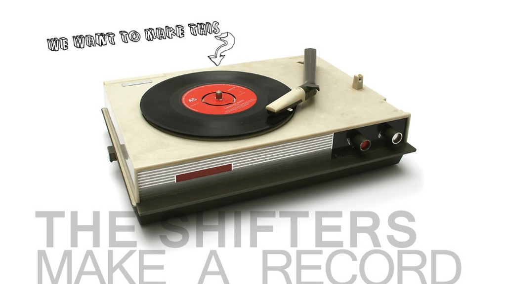 The Shifters - The making of a record project video thumbnail