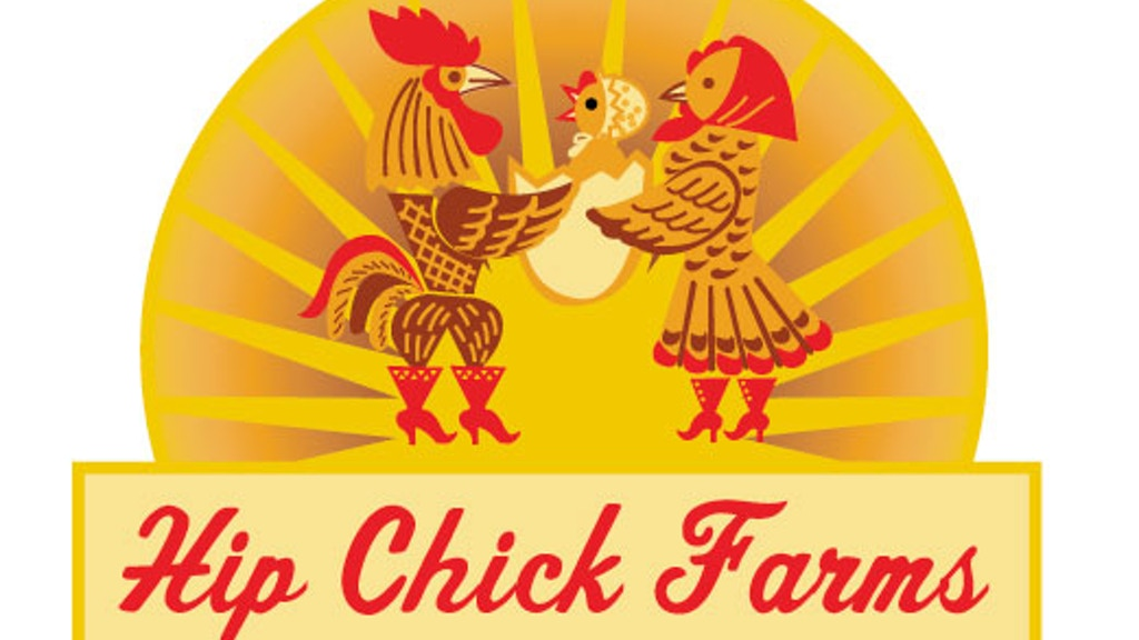 Hip Chick Farms - for the love of food and family! project video thumbnail