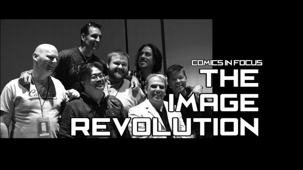 Comics in Focus: The Image Revolution project video thumbnail
