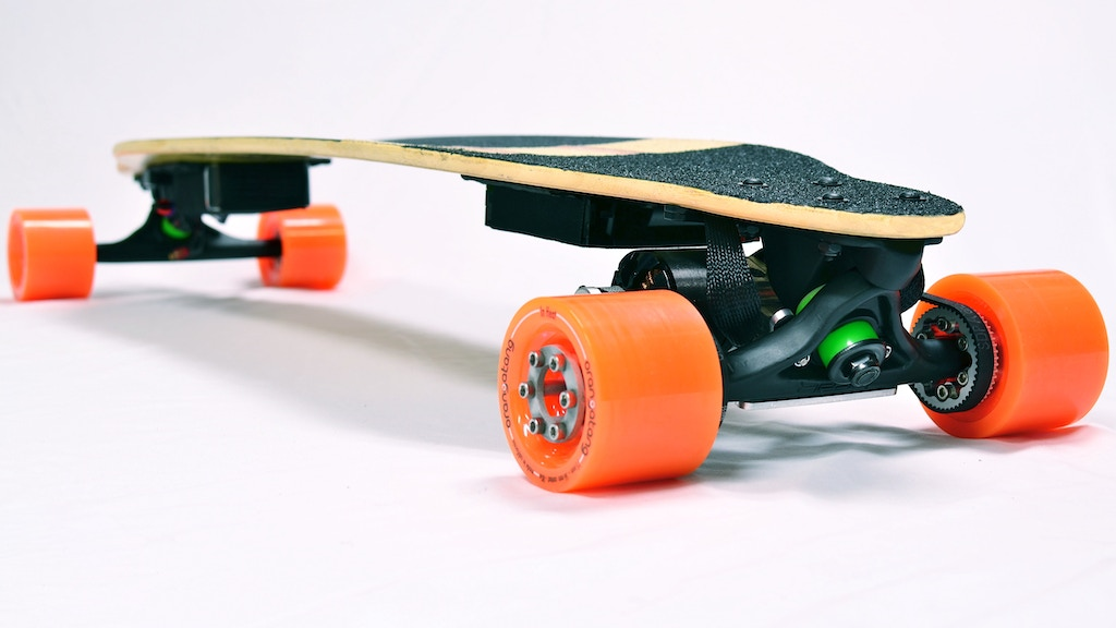 Boosted Boards - The World's Lightest Electric Vehicle project video thumbnail