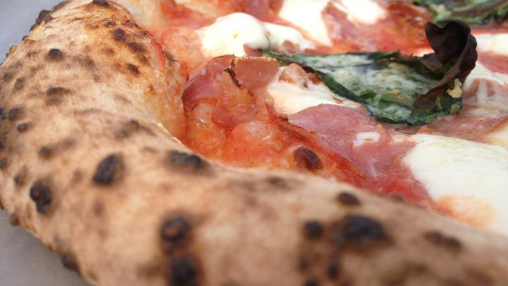 Forno Moto: Bringing Pizza Napoletana to Trade Street, W-S project video thumbnail