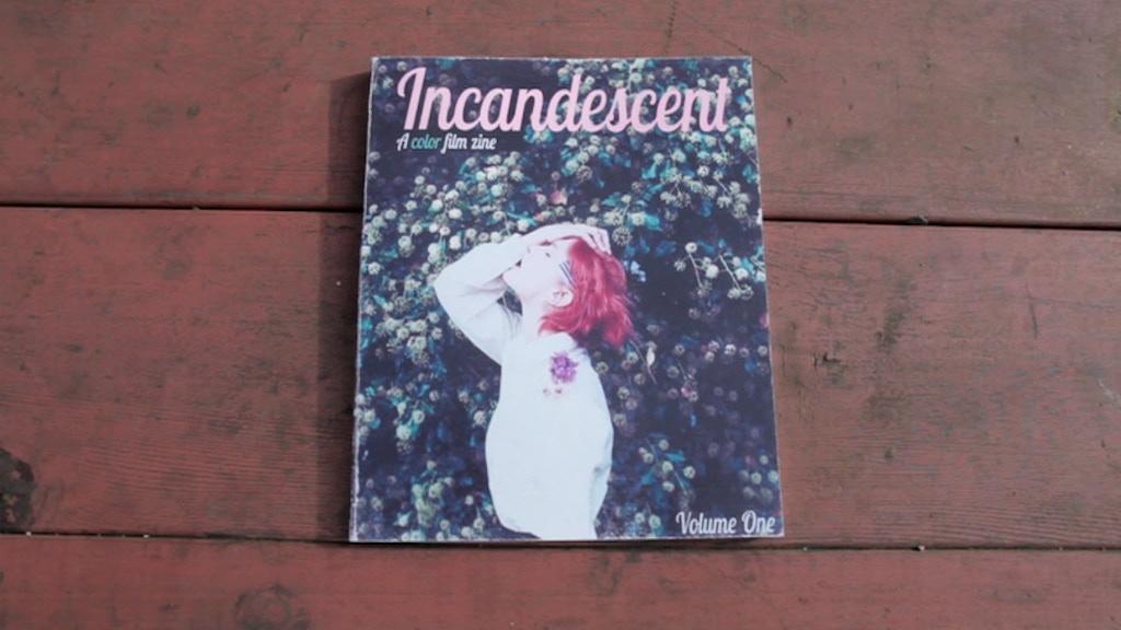 Incandescent - A Color Film Zine project video thumbnail