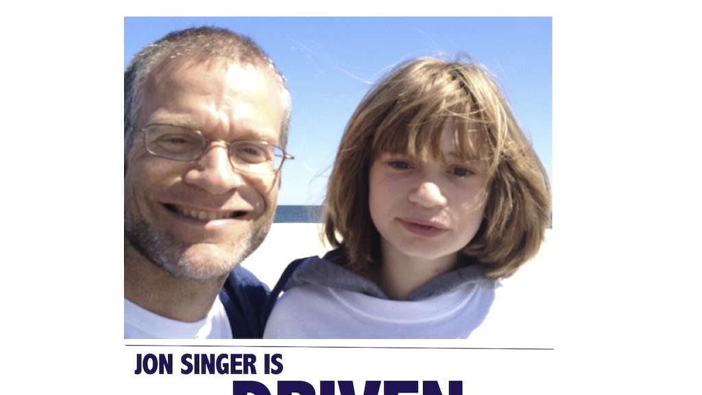 Driven: to help his daughter and help change the world project video thumbnail