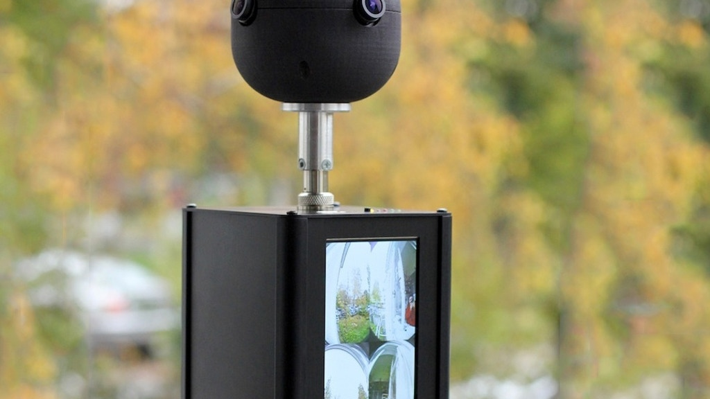 Sphericam — Breakthrough 360° Surround Video Camera project video thumbnail