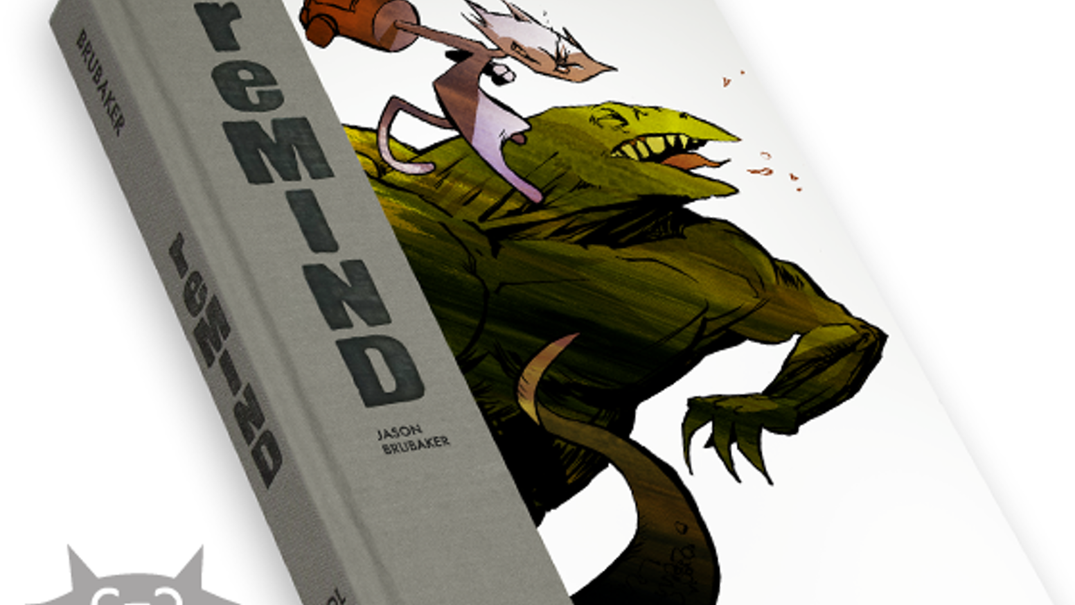 reMIND is an award winning, all ages graphic novel in a beautiful full color, hard bound, numbered and signed book.