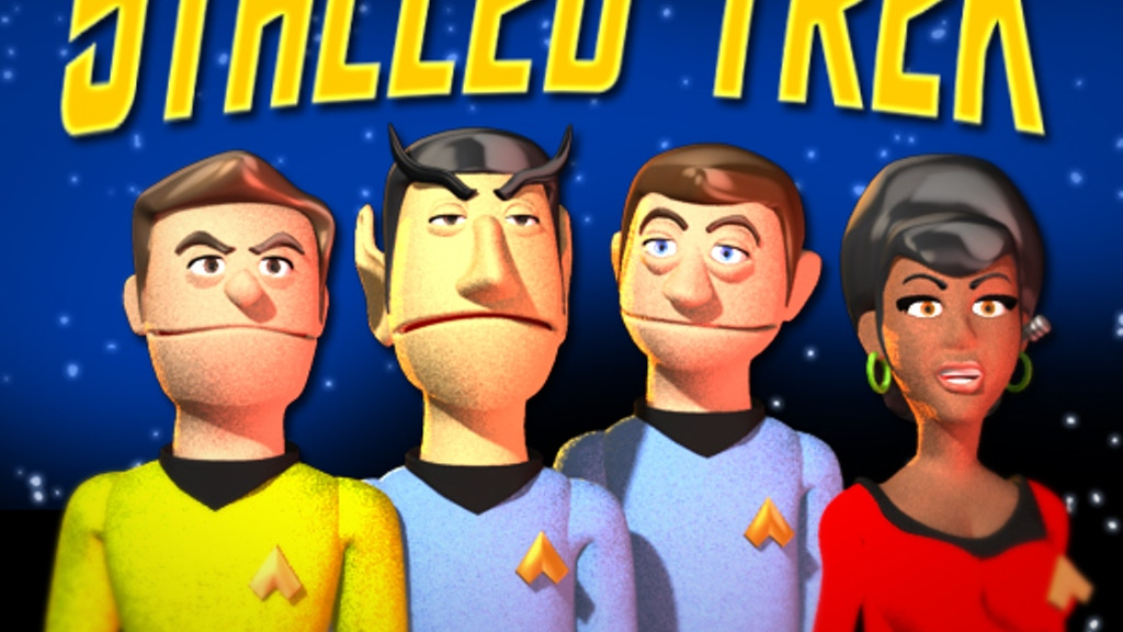 Stalled Trek: Amutt Time project video thumbnail