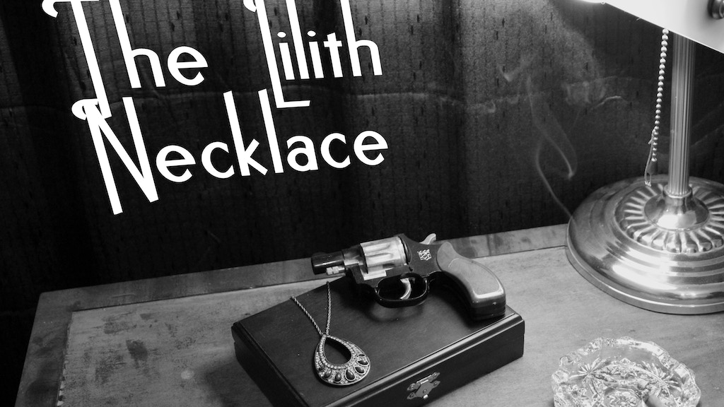 The Lilith Necklace project video thumbnail