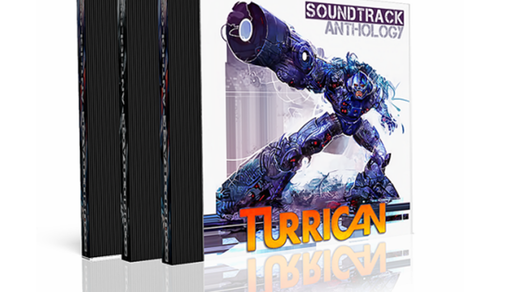 Turrican Soundtrack Anthology by Chris Huelsbeck project video thumbnail