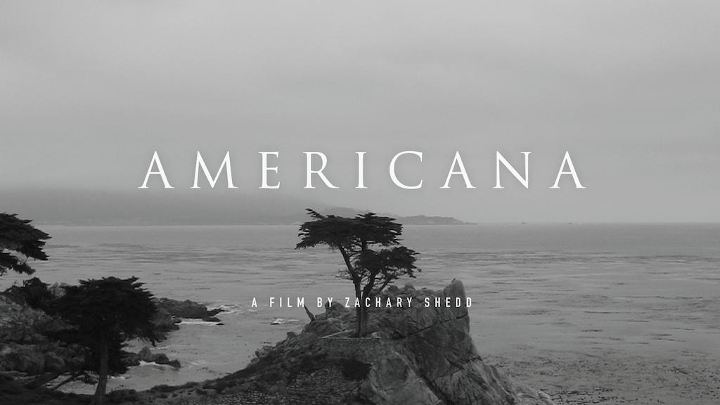 Americana project video thumbnail