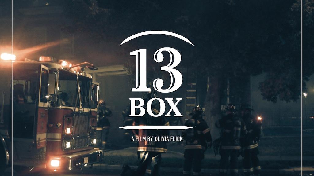 13 BOX project video thumbnail