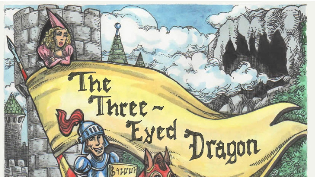 The Three Eyed Dragon project video thumbnail