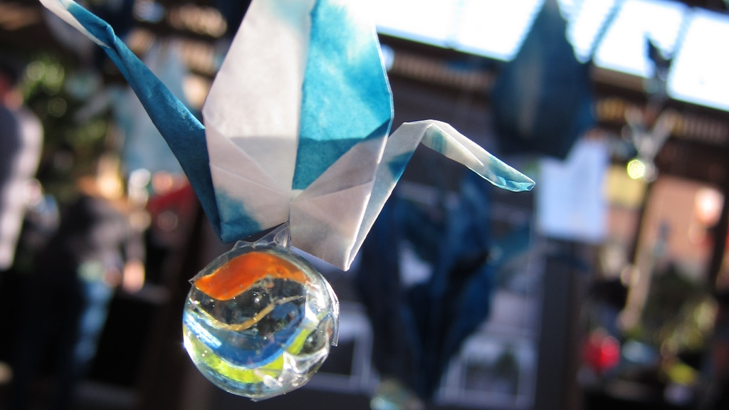 1000 cranes for Ishinomaki: after the Tsunami project video thumbnail