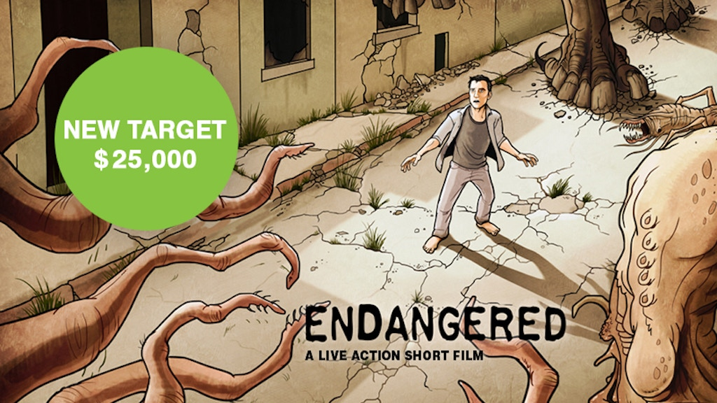 ENDANGERED project video thumbnail