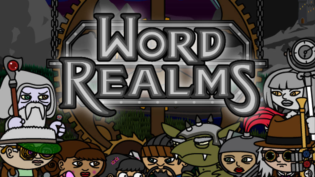 Word Realms project video thumbnail