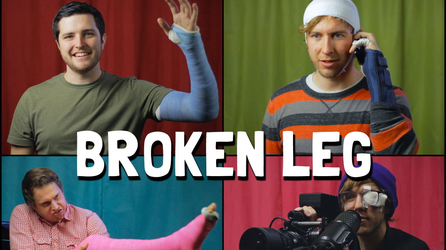 Karla has to babysit the most obnoxious person she knows for the weekend... Theo, her brother-in-law who's broken his leg.A Kickstarted feature film, available now!