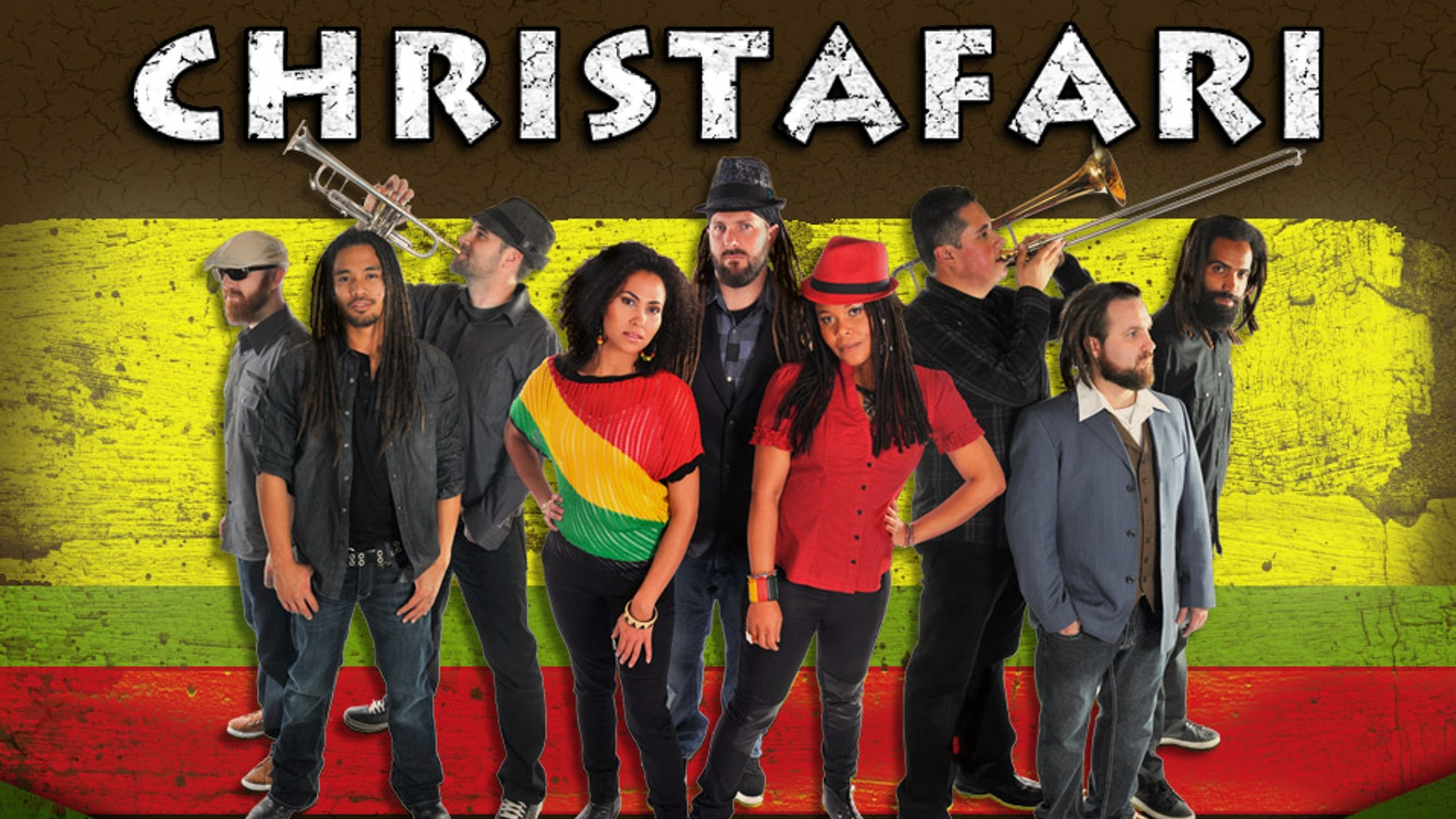 Christafari's New Reggae Worship Album by Christafari