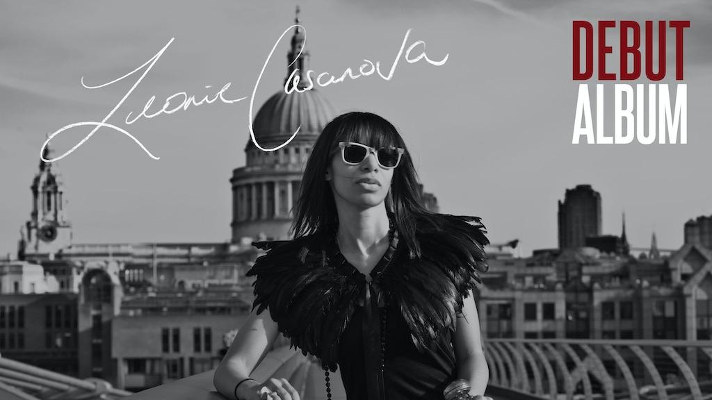 Leonie Casanova's Debut Album! project video thumbnail