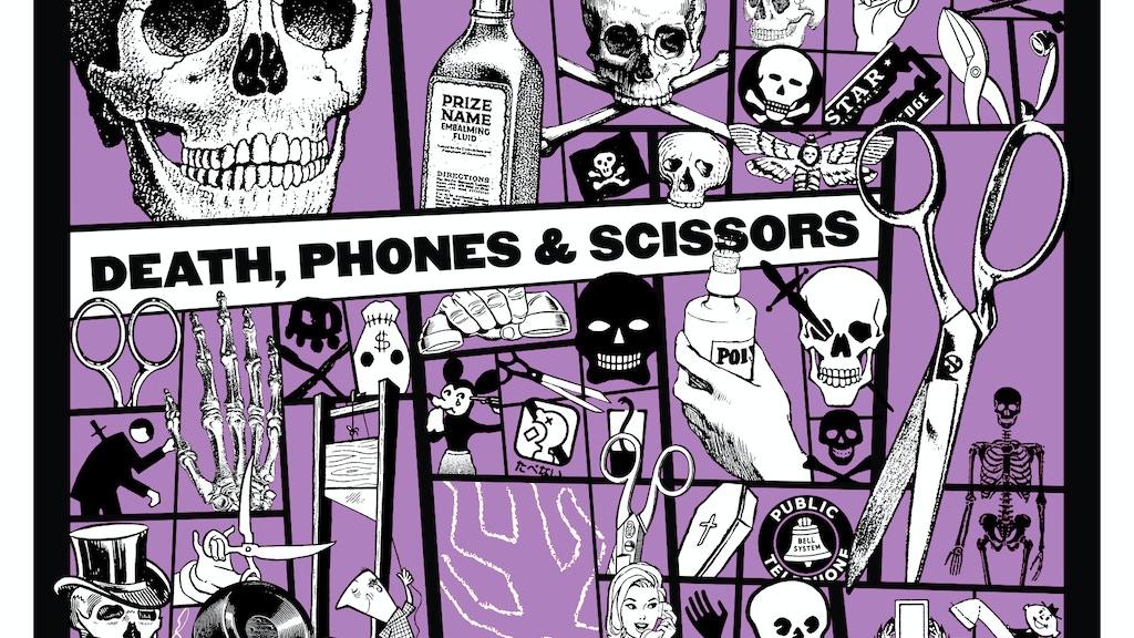 Crap Hound #6: Death, Telephones & Scissors! project video thumbnail