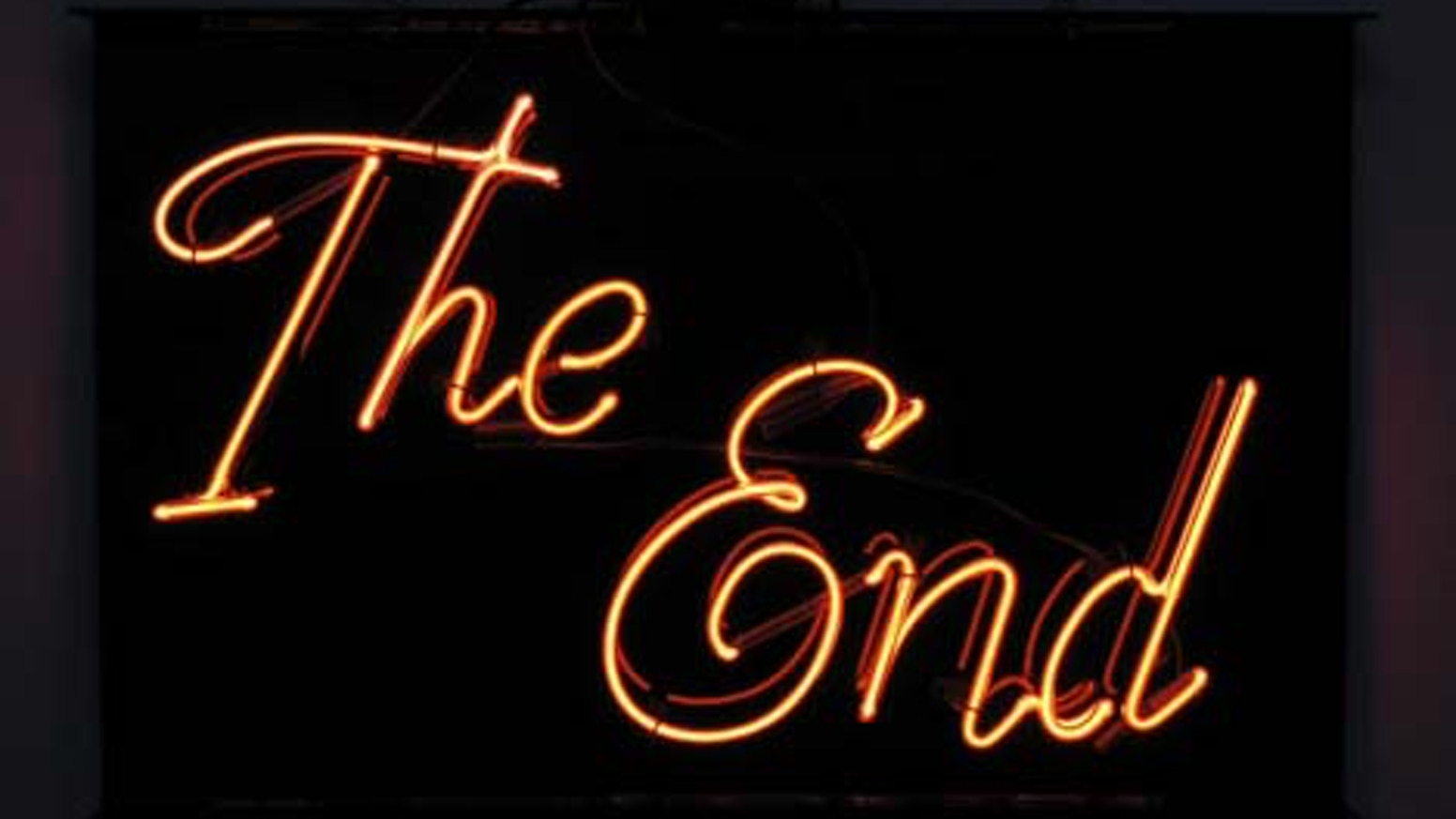 the end. by Alley Curran — Kickstarter