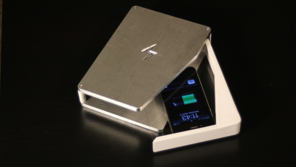 PhoneSoap: Simultaneously Charge and Sanitize Your Phone project video thumbnail