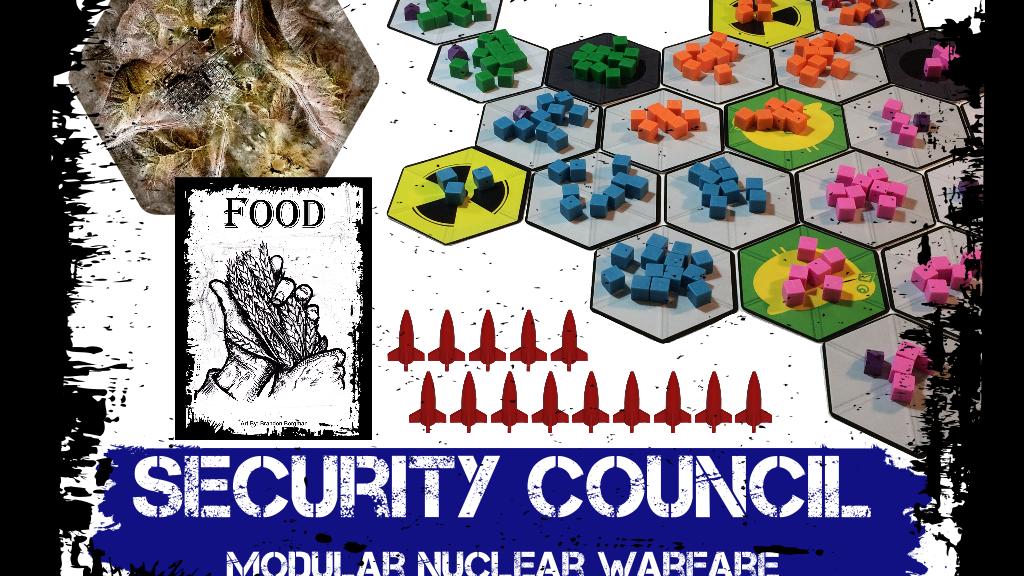 Security Council: Build. Expand. Destroy. Secure. project video thumbnail