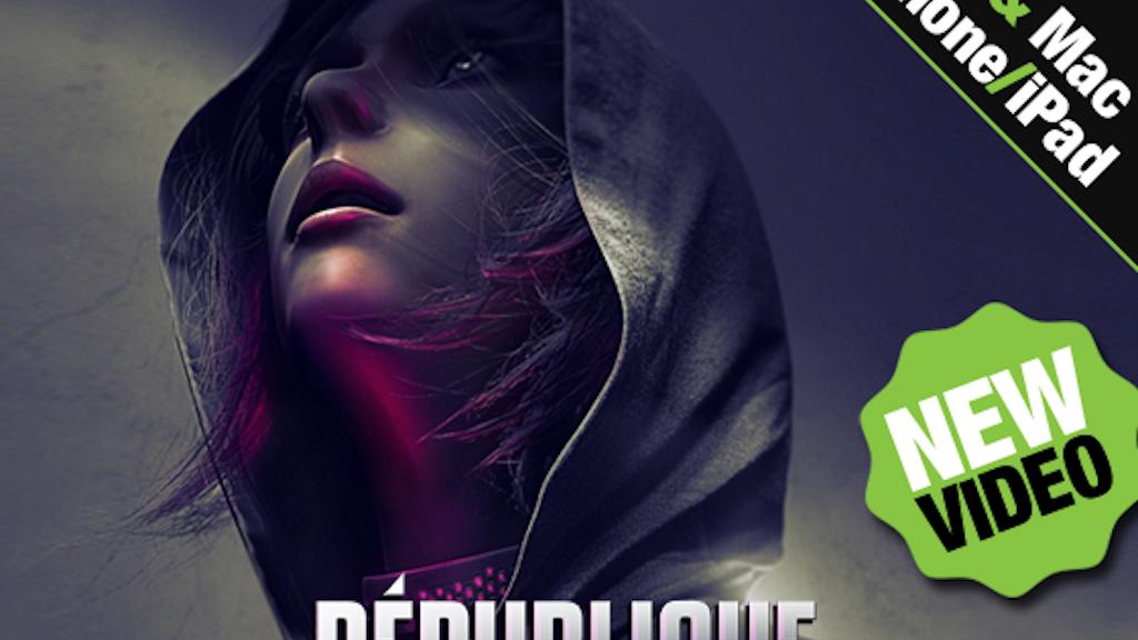 Republique by Camouflaj + Logan project video thumbnail