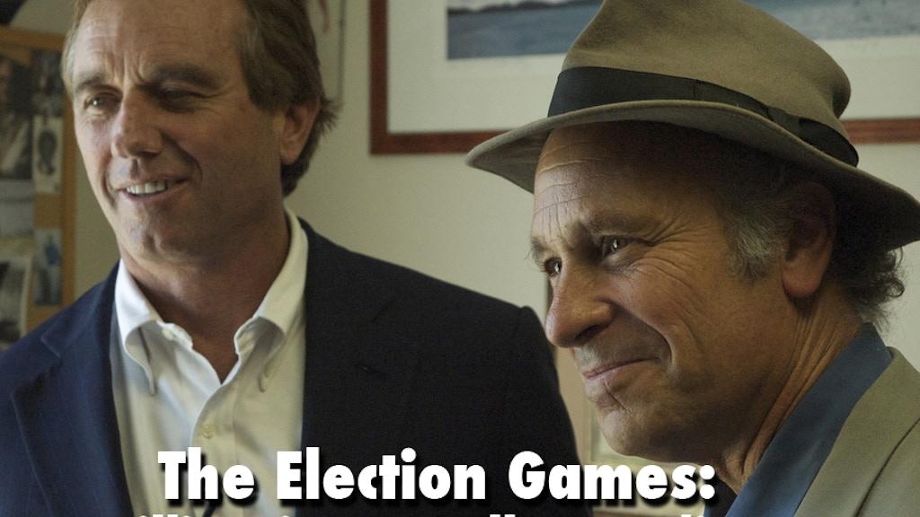 Kickstarter: Election Games: Billionaires & Ballot Bandits project video thumbnail